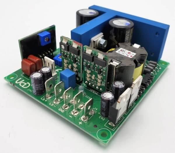 Hypex UcD400HG mit HxR