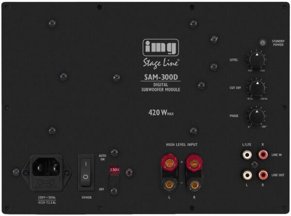 Monacor SAM-300D Aktivmodul