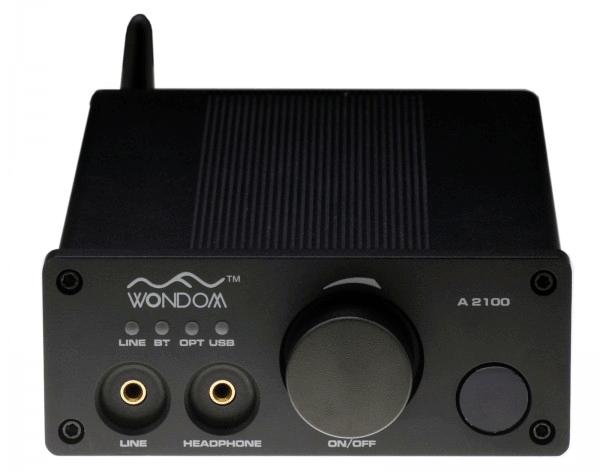 Wondom TDA2100E MkII - NT
