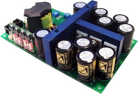 Hypex UcD700HG mit HxR