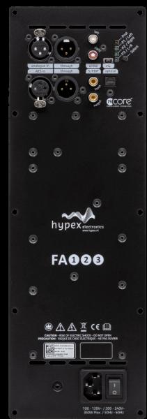 Hypex FusionAmp FA123 Front