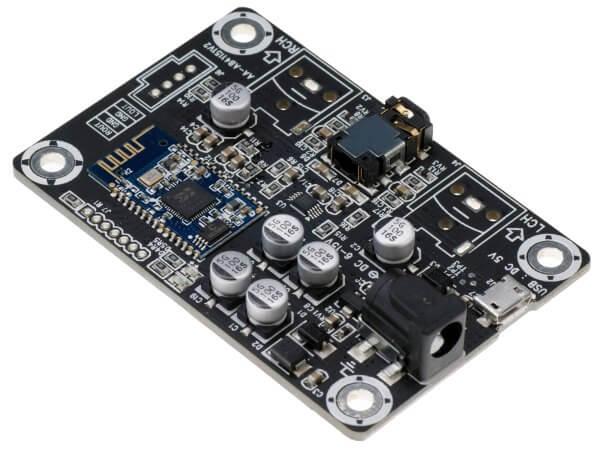 Wondom Bluetooth Empfänger mit Kontrolltasten