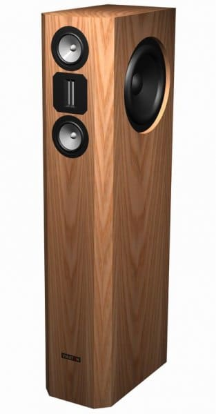 Visaton Vox 253 MTI Bausatz