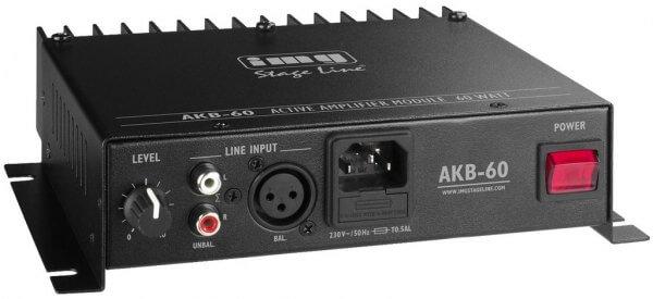 IMG Stage Line AKB-60 Verstärkermodul