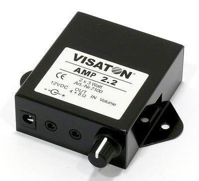Visaton AMP 2.2 Stereo Vollverstärker