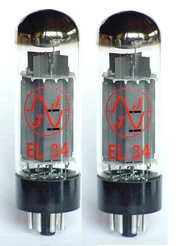 JJ Electronics EL34, 4 Stück