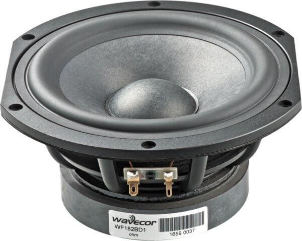 Wavecor WF182BD12 Tief-/Mitteltöner