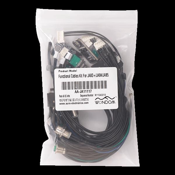 Wondom Functional Cables Kit JAB3+ JAB4 JAB5