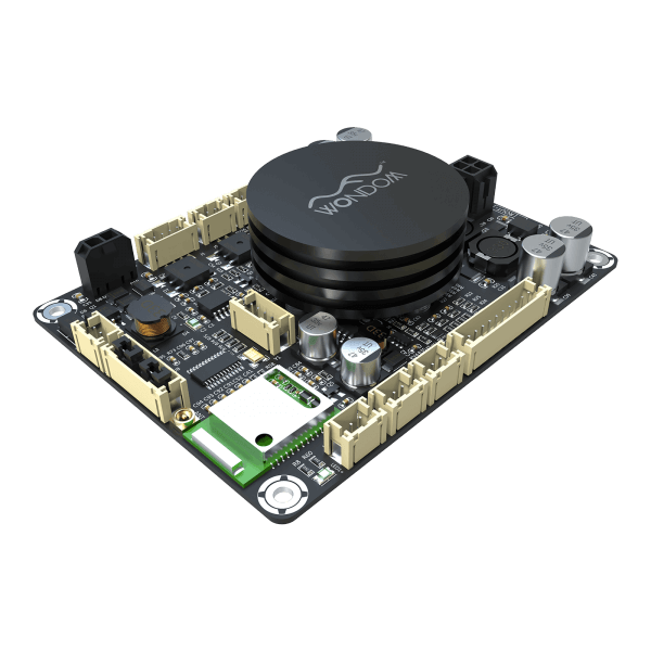 Wondom TPA250 Bluetooth Endstufe JAB2 v2